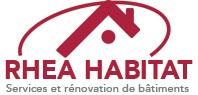 Rhéa Habitat Logo