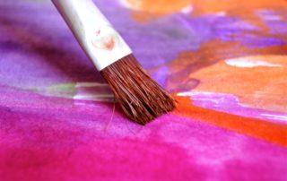 peintures traditionnelles, décoratives et extérieures